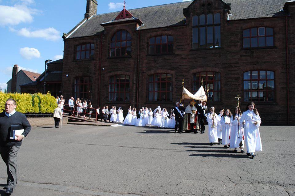 Corpus Christi Procession 2017