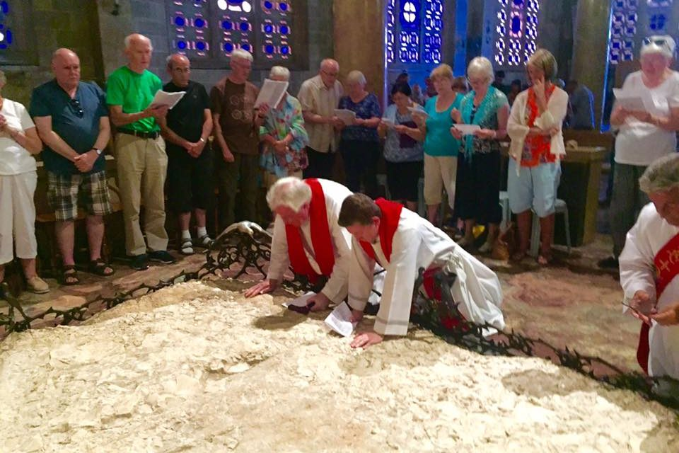 Parish Pilgrimage to the Holy Land