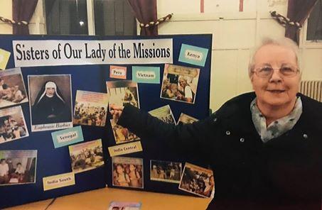 Sister Eileen's Retirement
