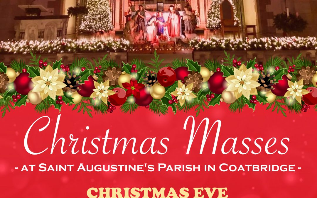 Christmas Masses 2019