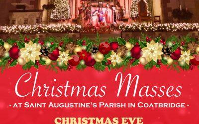 Christmas Masses 2019