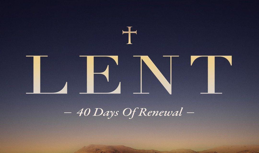 Lenten TimeTable