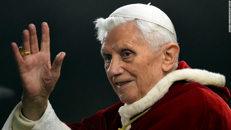 The Resignation of Pope Benedict XVI