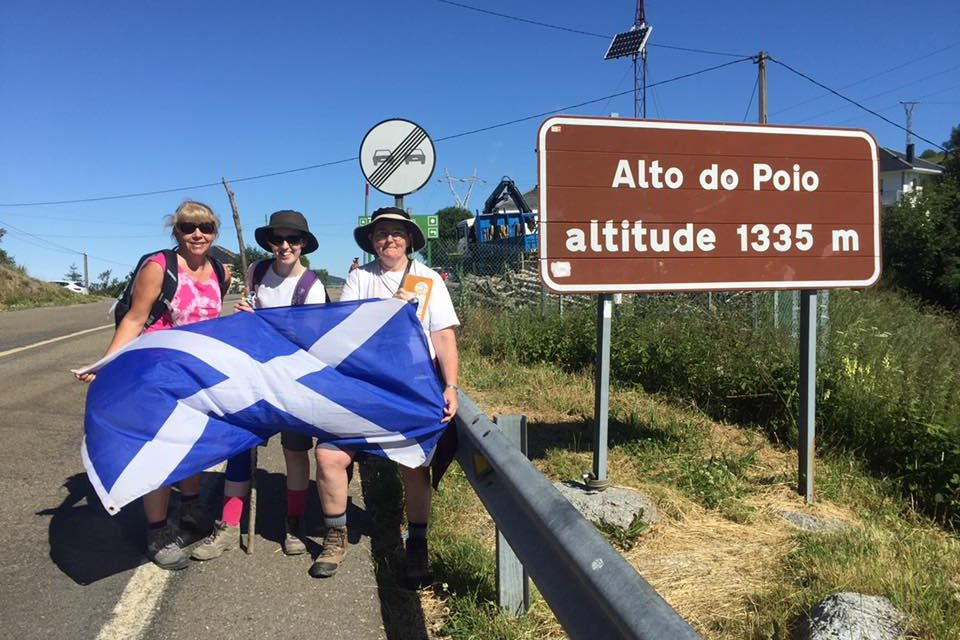 Santiago Pilgrimage: Day 5