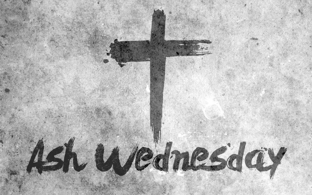 Ash Wednesday Services Schedule