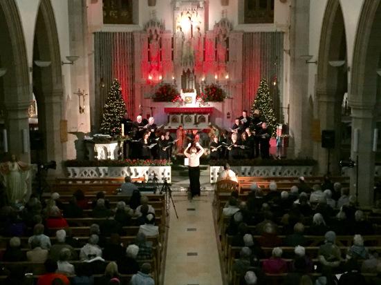 Christmas Concert Thanks