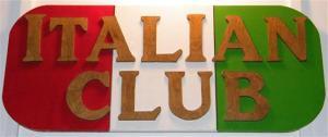 Italian Club News